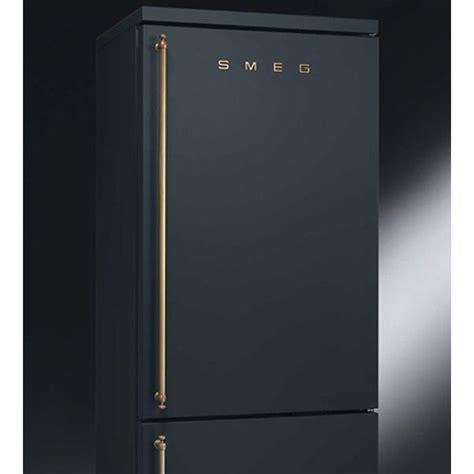 Tiny Bathroom Remodel Ideas Smeg Matte Black Fridge With Copper Finish W A L L