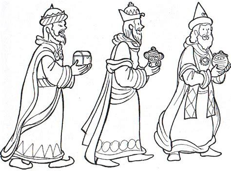 imagenes para colorear reyes magos reyes magos para colorear 2015