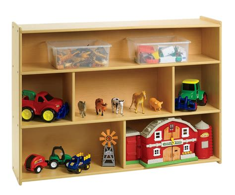 Toys Shelf by Absolutely Angeles Daycare Providers Value Furniture