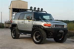 Toyota Fj Accessories Promotorsports Fj