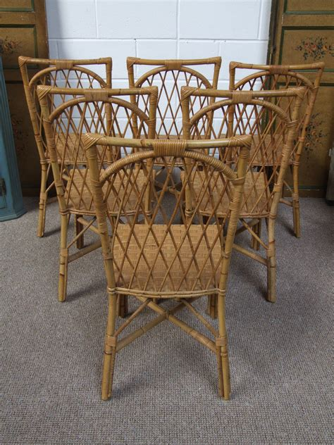 Conservatory Dining Table G164 Vintage Conservatory Dining Table And 6 Chairs Set La 201 Toffe