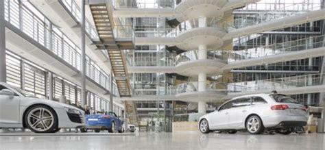 Audi Welt Ingolstadt by German Auto Museum Factories