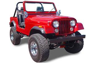 Lift Kits For Jeeps Jeep Cj5 Cj7 Lift Kits Tuff Country Ez Ride