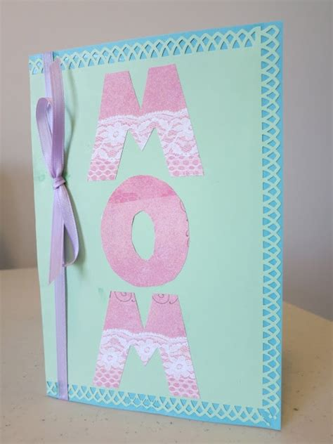 diy mothers day cards diy mother s day card crafty pinterest