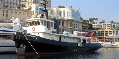 tug boats for sale in europe 1961 solimano tug boat boats yachts for sale