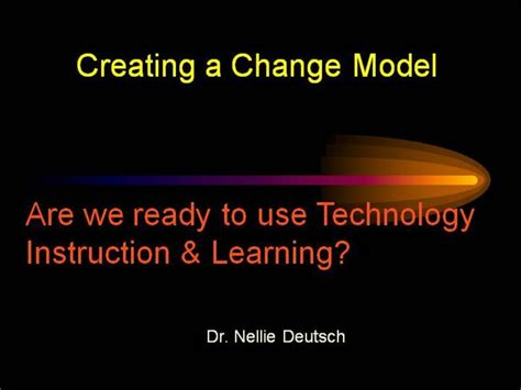 powerpoint templates university of phoenix creating a change model by dr nellie deutsch authorstream