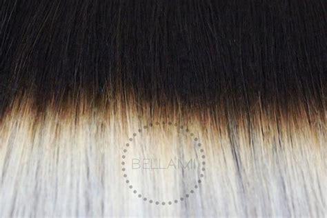 bellami hair extensions 160 grams bellami 160g 20 quot ombre 1b platinum bellami hair