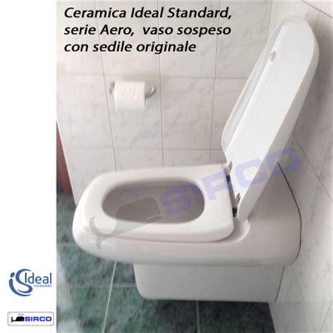 vasi ideal standard modello aero sedili per wc ideal standard sedili per vasi