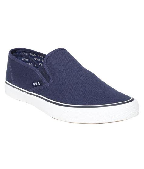 fila navy canvas shoes buy fila navy canvas shoes