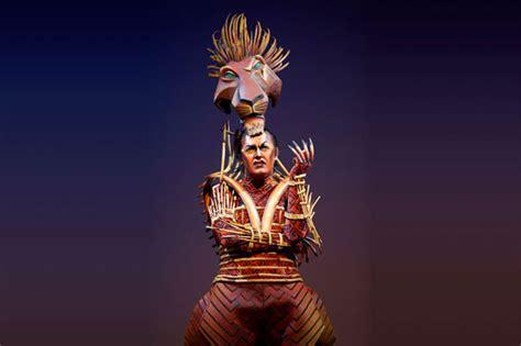 imagenes musical rey leon el rey le 243 n el musical fotos de escena elenco