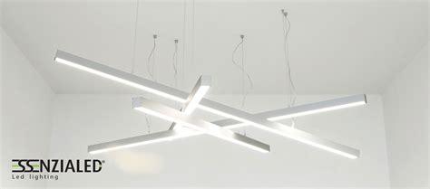 illuminazione ufficio led illuminazione led per uffici prodotte su misura