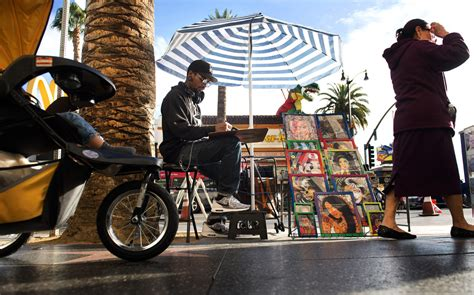 hollywood boulevard food street vendors could be banned near hollywood boulevard