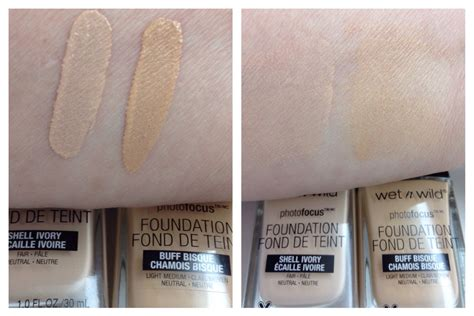 N Photofocus Foundation n photofocus foundation swatches makeup swatches swatch foundation