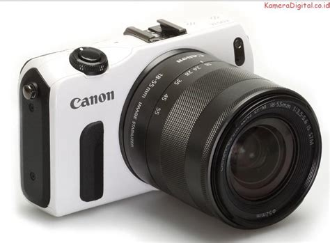 Canon Eos M3 Indonesia harga dan spesifikasi kamera mirrorless canon eos m terbaru review kamera terbaru terbaik dan