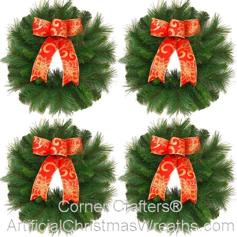 window wreaths artificialchristmaswreaths com mini