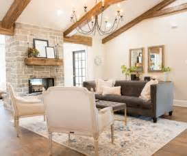 Be Right Back Bookend rustic farmhouse fireplace inspiration from fixer upper