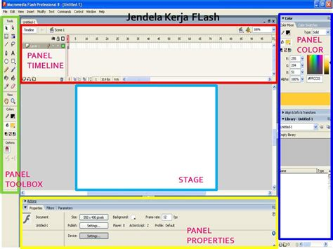 tutorial flash 8 youtube tutorial dasar macromedia flash 8 specta learning
