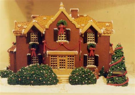 Bread Houses by Gingerbread Houses Bread House