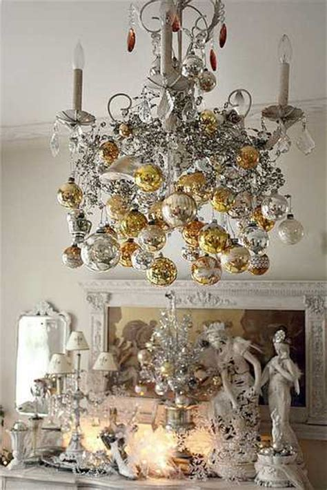 Decorations For Chandeliers 15 Christmas Decorating Ideas For Pendant Lights And