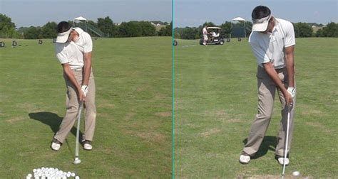 golf swing impact position indian tour pro golfer impact position rebuild golf
