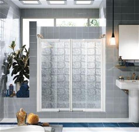 Barrier Free Shower Doors Kohler K 704016 L Helios Tm Barrier Free 4 Panel Shower Door Clear Glass 48 Quot 60 Quot X 64 Quot