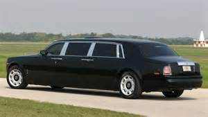 Rolls Royce Limousine Service Rolls Royce Phantom Limousine