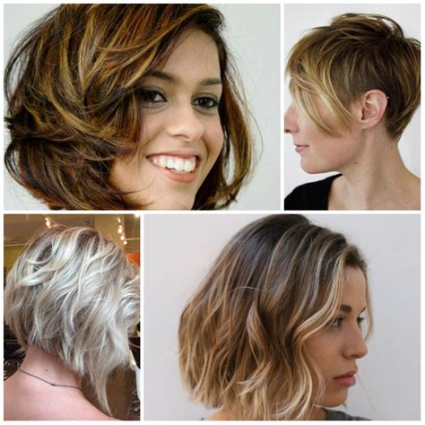 coolest hair highlights for short haircuts 2017 best hair colors 2017 best hair color trends 2017 top hair