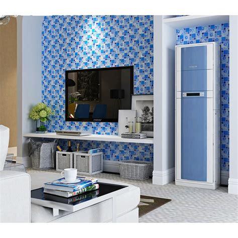cheap bathroom wall decor blue glass mosaic tiles crackle tile hand paint tile kitchen wall tv wall backsplashes