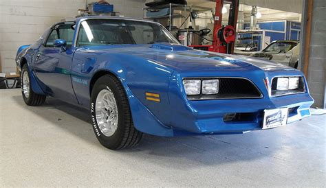 Blue 78 Trans Am by 78 Pontiac Trans Am 1978 Blue Pontiac Trans Am By
