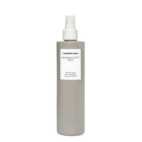 comfort spray tranquillity spray comfort zone