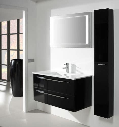 spiegelkast smal thebalux badkamermeubel ceramic line 100 product in