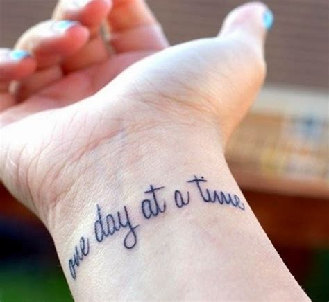 cool simple tattoo quotes 40 meaningful quote tattoo designs