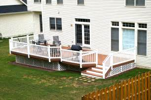 deck cost decking materials decking material cost calculator