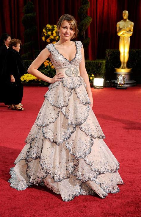 Oscars Carpet Miley Cyrus by Miley Cyrus Dresses 2017 2018 B2b Fashion
