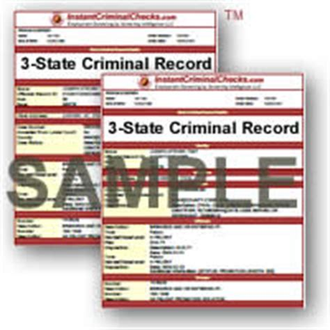 Statewide Criminal Record Search Criminal Records Check Free Criminal Background Check