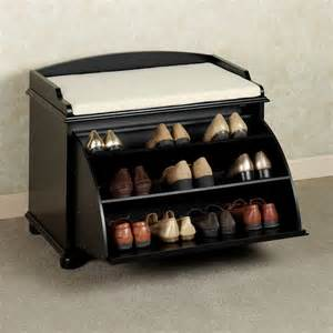 shoe bench storage auston shoe storage bench