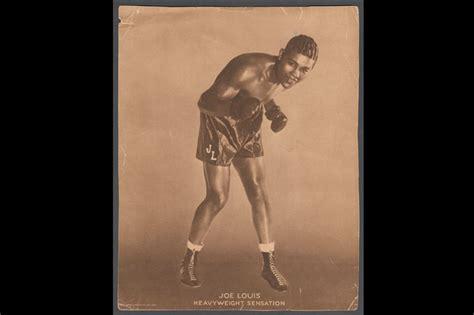 Joe Louis Box Office by Boxer Joe Louis Exhibit Opens At Emory Emory