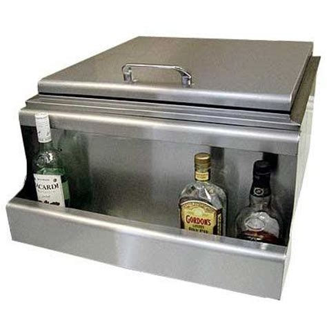 Stainless Steel Wet Bar Pcm Bbq Island Wet Bar Slide In With Speed Rail 18 226 X 18 226