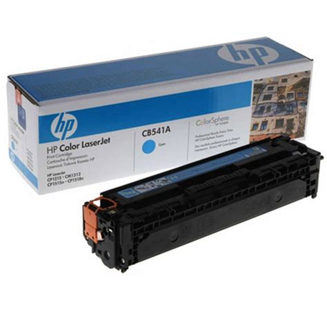 Tinta Printer Hp Cp1215 Hp Cb541a Cian Cp1215 Cp1515 Cp1518 Toners