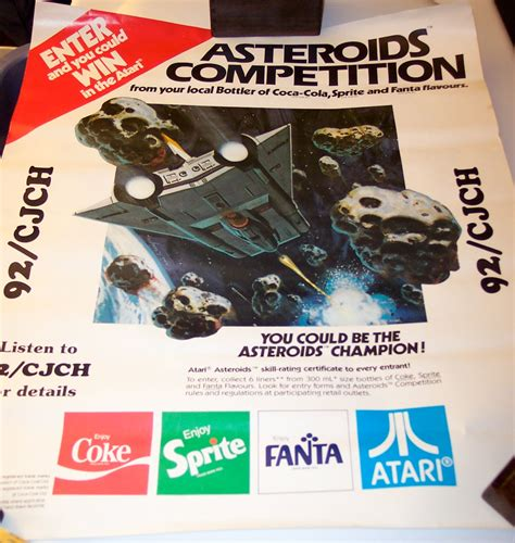 asteroids the atari 2600 journal books list of atari 2600 vcs posters