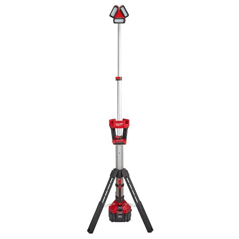 milwaukee light milwaukee m18 18 volt lithium ion cordless rocket led