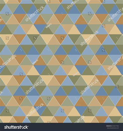 triangle color pattern vector seamless pattern equilateral triangles seamless pattern