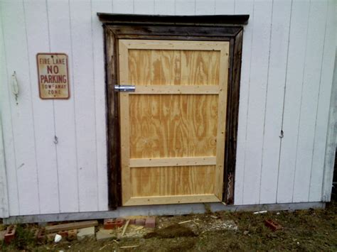 Make Shed Door by This Week How To Build Shed Doors Out Of Plywood Shed Plans For Free