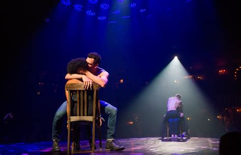 magic mike live dancers teach channing tatum turned dallas dancer jesse morales into a