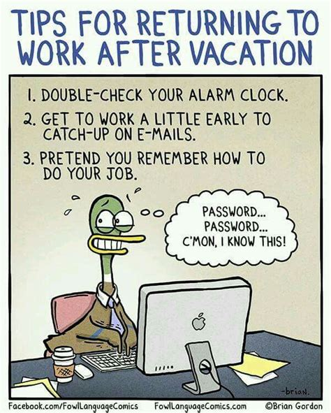 7 Tips On Going From Skanky To by 17 Best Ideas About Back To Work Meme On