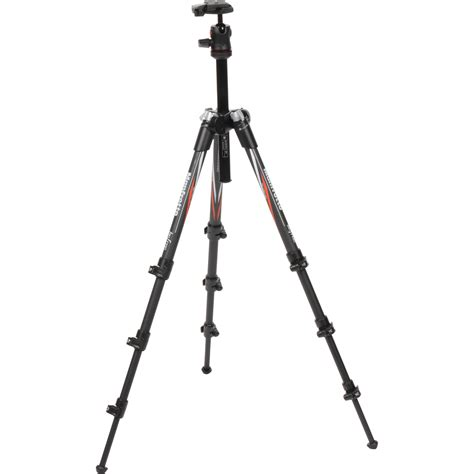 Tripod Carbon manfrotto befree compact travel carbon fiber tripod mkbfrc4 bh