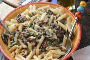 easy dinner idea spring penne toni spilsbury