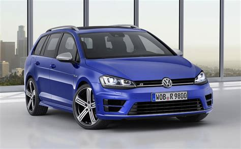 volkswagen golf wagon volkswagen golf r variant wagon revealed performancedrive