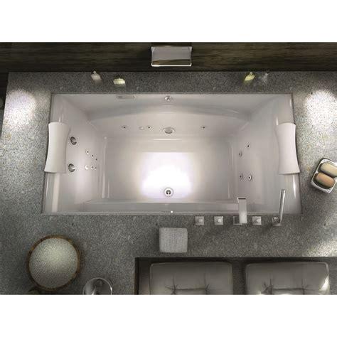36 x 36 bathtub maax 101270 054 optik 72 x 36 x 23 hydrofeel whirlpool