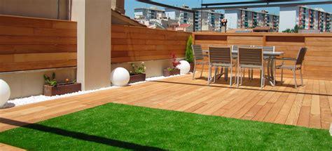 decoracion terrazas aticos fotos dise 209 o de terrazas en barcelona decoraci 211 n 193 ticos